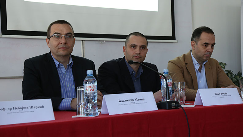 """Law & Internet"" Conference, Union University Faculty of Law, 29th March 2019, Photo: Nenad Surčulija"