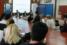 Round table Internet domain name system in Serbia, Faculty of Law, Novi Sad, 08.10.2019. photo: IoTartic