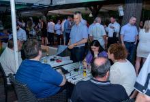 "RNIDS 10th anniversary celebration, ""House Club"", Belgrade, 8/7/2016"