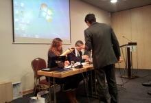 Sednica Konferencije suosnivača RNIDS-a 23. 12. 2013.