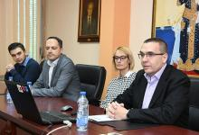 Round table Internet domain name system in Serbia, Faculty of Law, Kragujevac, 07.05.2019. photo: Mirko Pantić