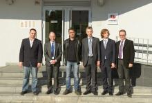 Predstavnici ICANN-a u poseti RNIDS-u, 21. 11. 2013.