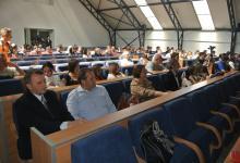 Predavanje o sajber bezbednosti, Fakultet za diplomatiju i bezbednost, 16. 04. 2015.