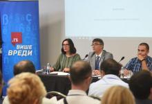 Izborna sednica Konferencije suosnivača, 14.09.2019. Foto: Đorđe Tomić
